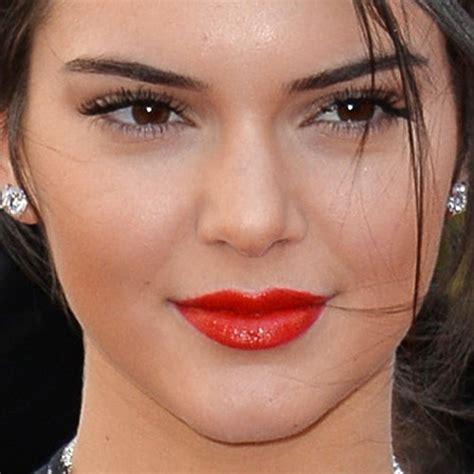 Lipstick Jenner kendall jenner makeup eyeshadow lipstick style