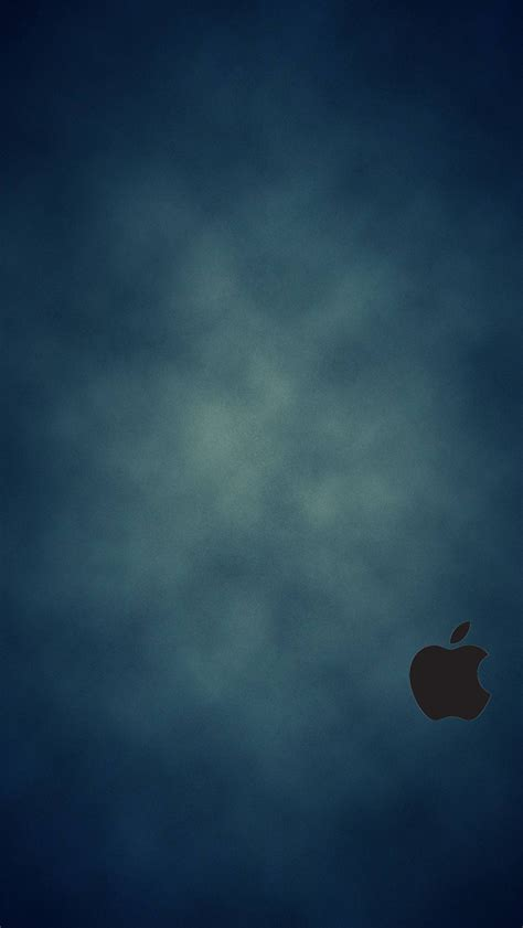 wallpapers for iphone 5 deviantart iphone 5 blue wallpaper black logo by simplewallpapers on