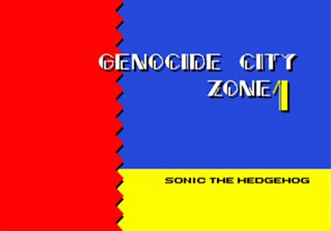 Sonic 2 and the four scrapped zones   WELCOME TO JUICY