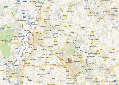 heerlen netherlands map heerlen map