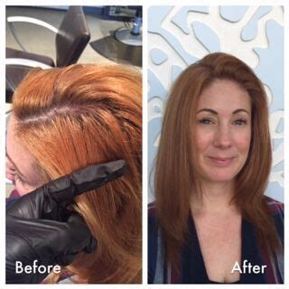 Londons Hair Salon Introduces Organic Hair Colours by La Stylists Introduced To Organic Hair Color And Products