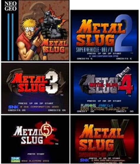 Roms Metal Slug 6 Neoragex 5 0