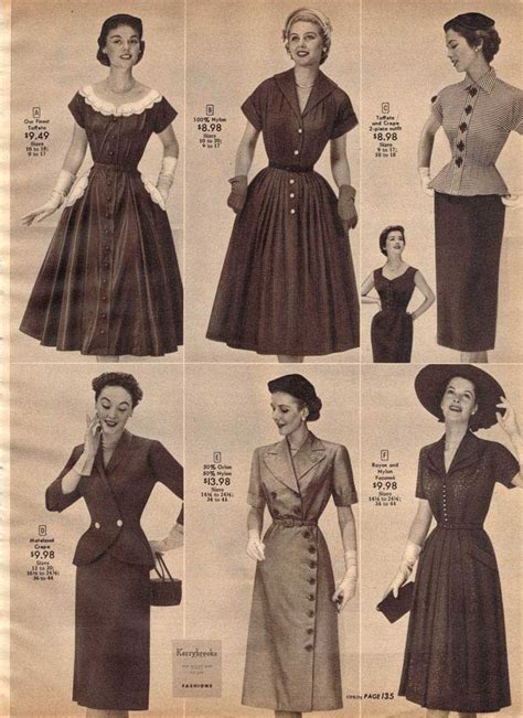 1950s fashion history costume history 50s social history 1950s fashion decade 1950 s em