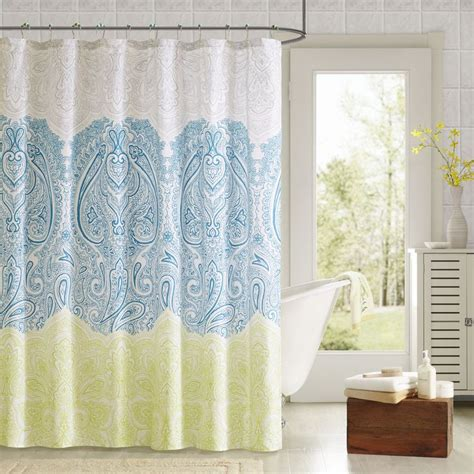 Teal And Yellow Curtains Best 25 Teal Shower Curtains Ideas On Pinterest Teal Apartment Curtains Navy Blue Shower