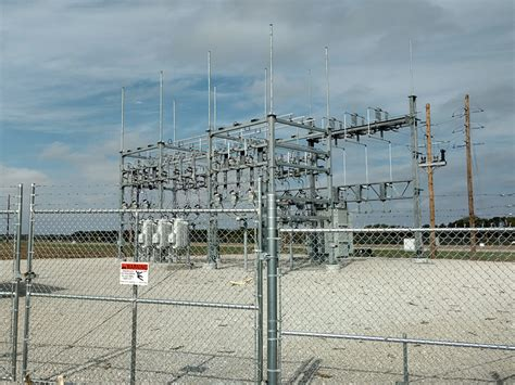layout of grid substation shelbyville substation toth and associates inc