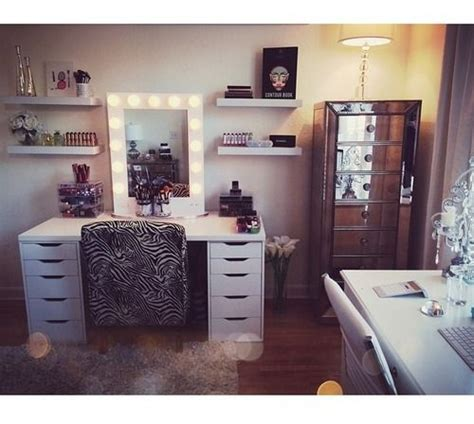 makeup room furniture this is going to be my present to myself make up organization vanities