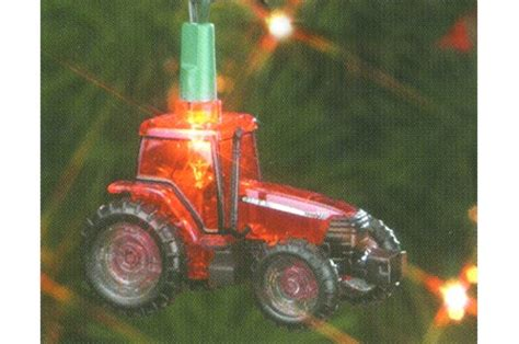 tractor christmas tree lights 20 pc farmall mx light set toys books gifts farmall parts international harvester