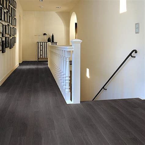 aquastep waterproof laminate flooring antracite v groove