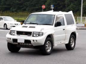 Mitsubishi Pajero History File Mitsubishi Pajero Evolution I Jpg