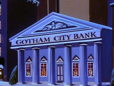 city bank gotham city bank superfriends wiki