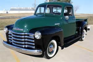 1949 chevrolet 5 window half ton happy days cars