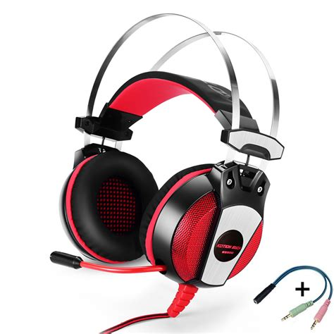 the best headset for pc 2016 lotone best pc ps4 headset gaming headphones with