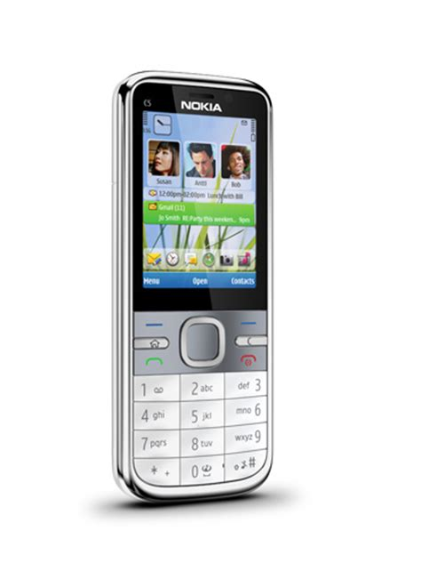 Hp Nokia Android C5 03 mobile review 2 2010