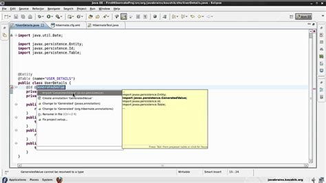 hibernate tutorial video youtube hibernate tutorial 07 primary keys youtube