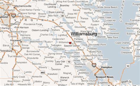 Williamsburg Location Guide