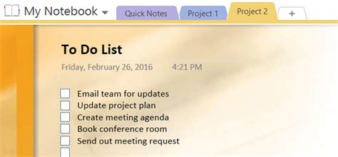 how to set reminder for onenote to do tag office onenote gem add ins