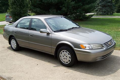 Toyota Camry 99 Curry S Auto Sales 1999 Toyota Camry Le