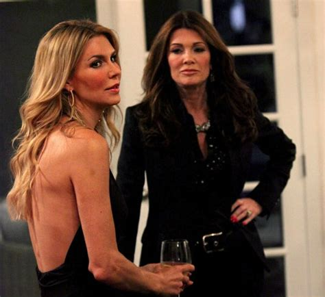 lisa vanderpump stunned by brandi glanvilles comments to is brandi glanville friends with kyle richards and lisa