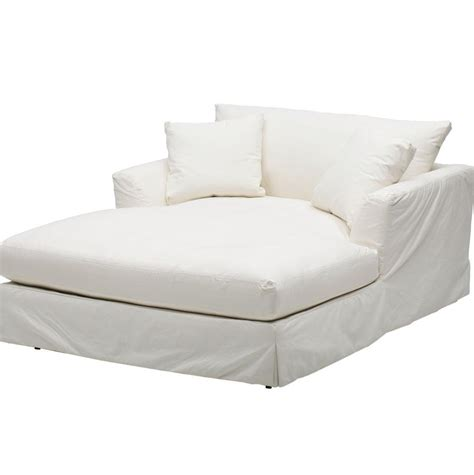 chaise sofa slipcover 20 collection of slipcovered chaises sofa ideas