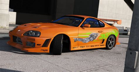 Fast And Furious Supra Kit by Fast And Furious عکس ایمگور