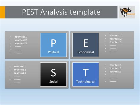 pest analysis template 187 archive pest analysis template tools4management