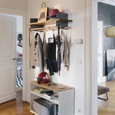 besta und kallax kombinieren atelier wandregal oder garderobe