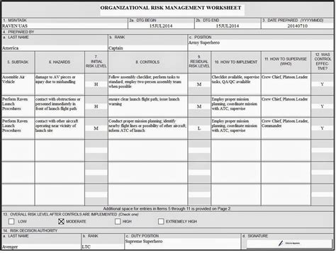 Usmc Orm Template pictures orm worksheet usmc dropwin