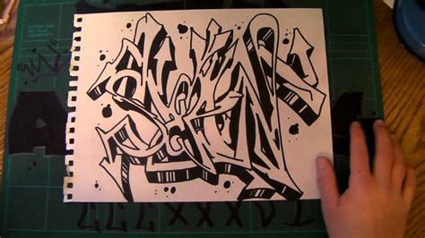 graffiti  request    sean wildstyle youtube