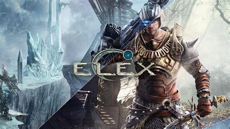Ps4 Elex elex ps4 playstation