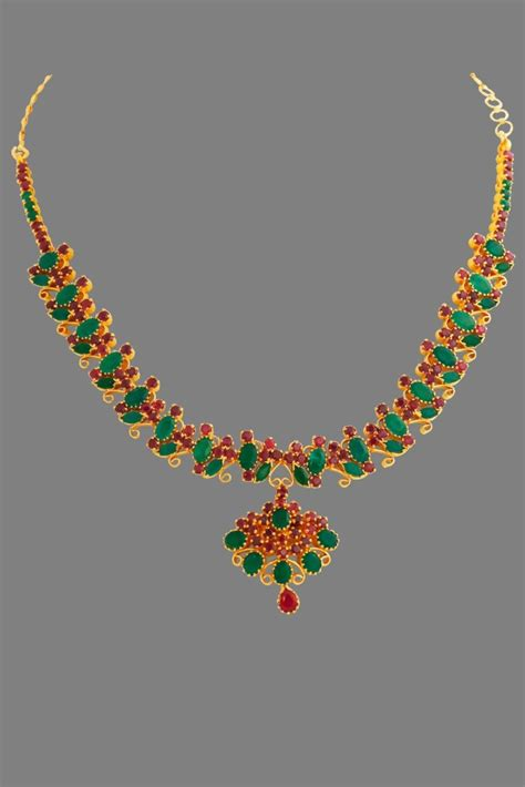 lalitha jewellery designs south india jewels