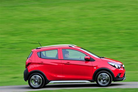 vauxhall viva rocks review  parkers