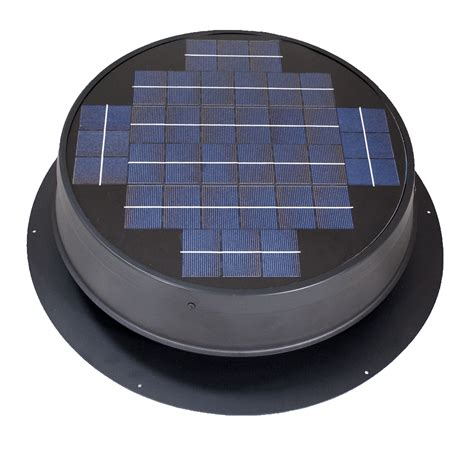 solar fans for home roof mounted solar attic fan for pitched or flat roofs