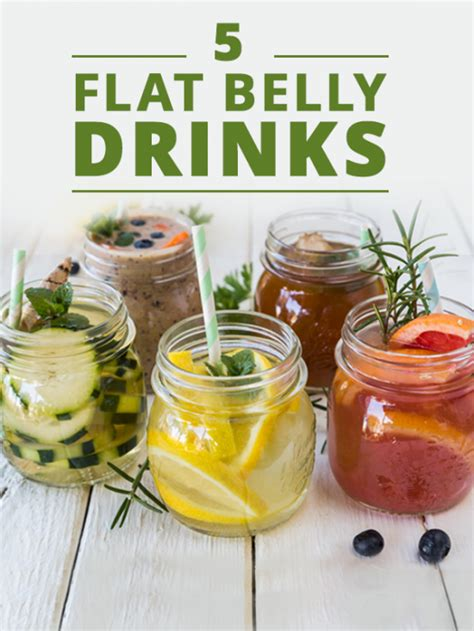 Detox Trick by Belly Burning Tips And Tricks That Work Flat Belly