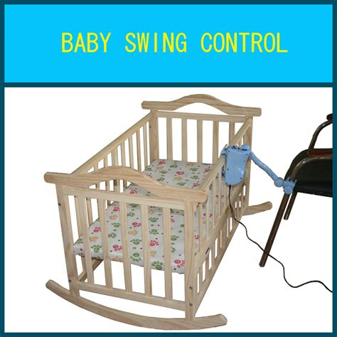 cheap baby cradle swing aliexpress com buy no radiation electric rocking baby