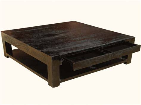 Large Square Wooden Coffee Table Large Square Coffee Large Square Coffee Tables Wood