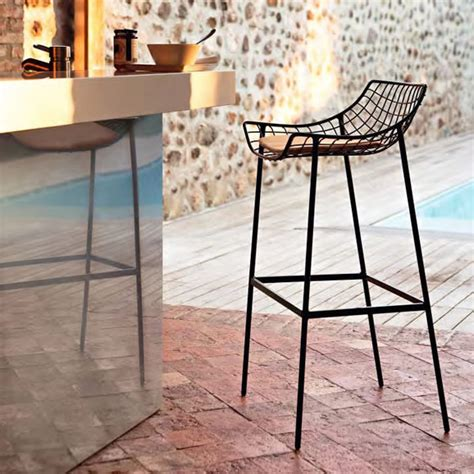 wooden outdoor bar stool stackable design weather modern stools bar stools kitchen stools counter stools
