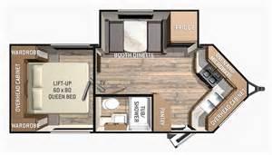 finder rv floor plans trailers travel trailers cruiser rv viewfinder signature 19fk 2015 horizon lussier