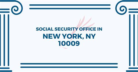 Social Security Office Nyc social security office in new york new york 10009 get