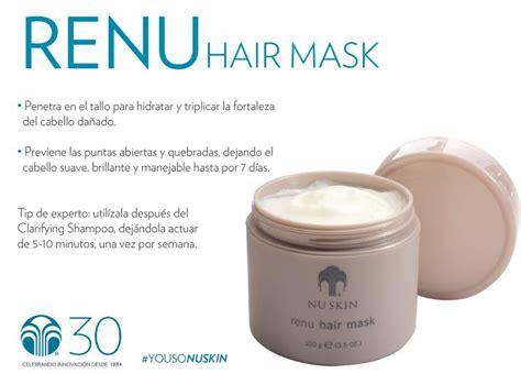 Masker Facelift Nu Skin renu hair 301 jpg 730 215 524 productos nuskin