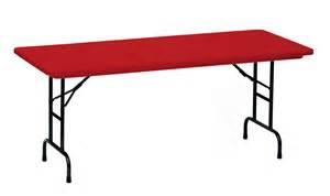 adjustable height c table correll ra3060 c adjustable folding table on sale fast