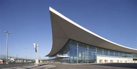 Modern Buildings gallery of gibraltar airport blur architects 3dreid