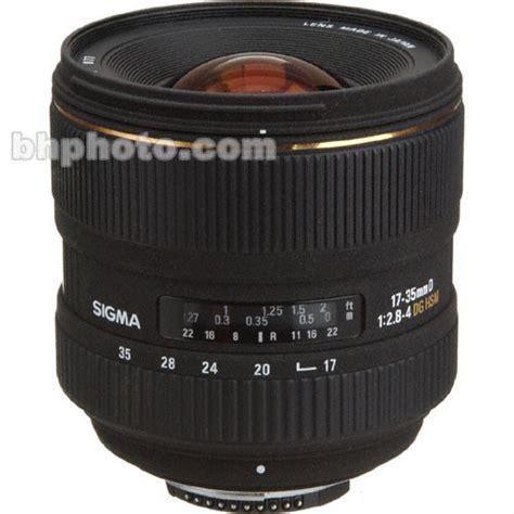Nikon Afs 17 35mm F2 8 Mulus Komplit Stcsenayan sigma 17 35mm f 2 8 4 0 ex dg aspherical hsm autofocus 510306