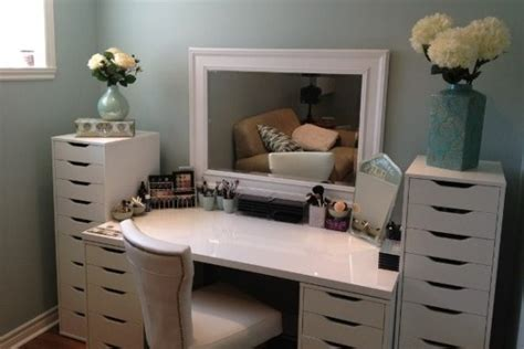 Vanity Setup by 51 Makeup Vanity Table Ideas Ultimate Home Ideas