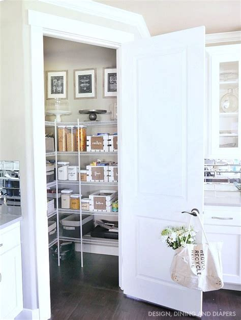 after new pantry organization system organization before and after pantry makeover taryn whiteaker