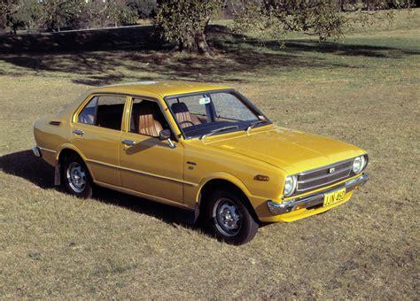 79 Toyota Corolla Toyota Corolla 4 Door Sedan Au Spec Ke30 1974 79