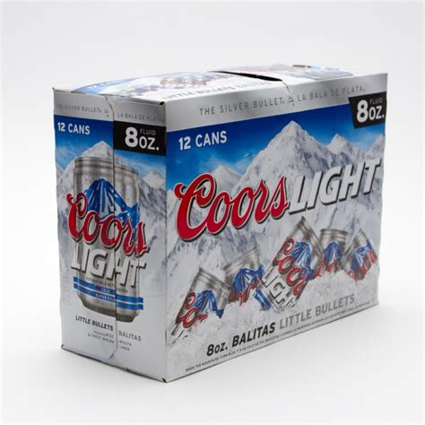 12 pack of coors light price coors light 8oz can 12 pack wine and