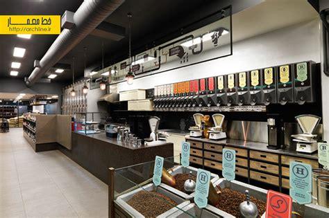 coffee shop interior design companies طراحی دکوراسیون داخلی مغازه قهوه فروشی استرالیا خط