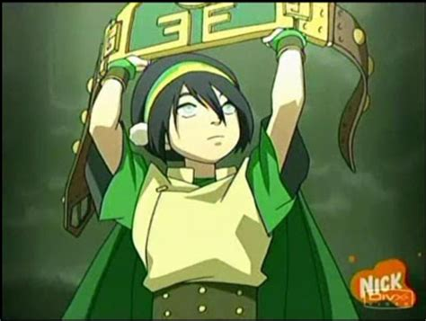 Avatar Blind Bandit anime picture collections toph bonus 2