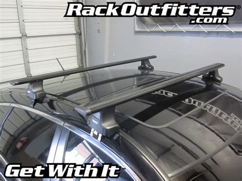 Honda Crosstour Roof Rack by Rack Outfitters New Honda Crosstour Thule Rapid Traverse