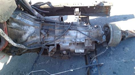ford rw stock  transmission assys tpi